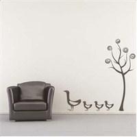 Birka Grafiti - Ördek ve Yavruları