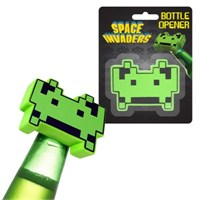 Space Invaders Bottle Opener Şişe Açacağı