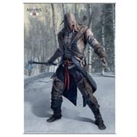 Assassin's Creed Iıı Wall Scroll Vol. 1 Rulo Duvar Afişi