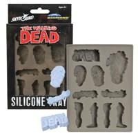 The Walking Dead Silicone Mould Kalıp Seti
