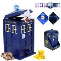 Doctor Who: Tardis Flip-Top Bin Çöp Kutusu 42 Cm
