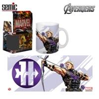 Avengers: Hawkeye Ceramic Mug Kupa Bardak