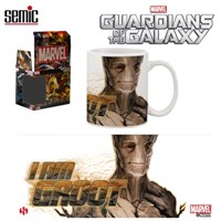 Guardians Of The Galaxy Groot Mug Kupa Bardak