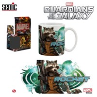 Guardians Of The Galaxy Rocket Mug Kupa Bardak