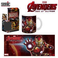 Avengers: Age Of Ultron Iron Man Mug Kupa Bardak