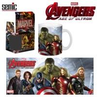 Avengers: Age Of Ultron Mug Avengers Kupa Bardak