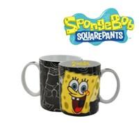 Spongebob Squarepants Black Bob Mug Kupa Bardak