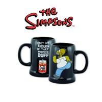 The Simpsons 3D Rotating Mug Kupa Bardak