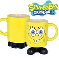 Spongebob Squarepants 3D Mug 3 Boyutlu Kupa Bardak