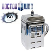 Doctor Who: Tardis 50Th Anniversary 3D Mug Bardak