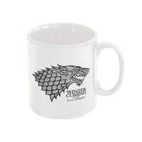 Game Of Thrones Stark Winter İs Coming Ceramic Mug Kupa Bardak