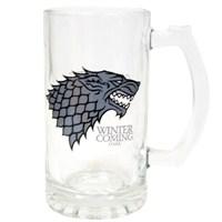Game Of Thrones Stark Crystal Stein Bardak