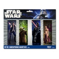 Star Wars Magnetic Bookmark Set A Star Wars Kitap Ayracı