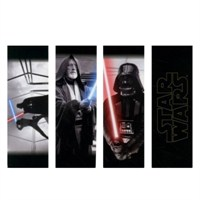 Star Wars Magnetic Bookmark Set B Star Wars Kitap Ayracı