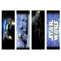 Star Wars Magnetic Bookmark Set C Star Wars Kitap Ayracı