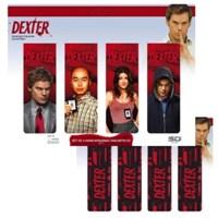 Dexter Magnetic Bookmark Set A Dexter Manyetik Kitap Ayracı
