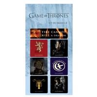 Game Of Thrones Magnet Seti B