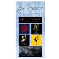 Game Of Thrones Magnet Seti C