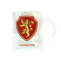 Game Of Thrones Lannister Shield Ceramic Mug Kupa Bardak