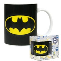 Dc Comics Batman Logo Ceramic Mug Bardak