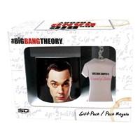 Big Bang Theory: Mug & Keychain Gift Pack Hediye Seti