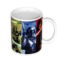 Star Wars Villains Mug Kupa Bardak