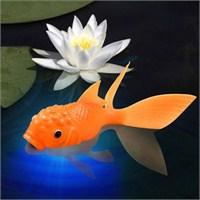 Işıklı Robot Koi Balık
