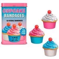 Cupcake Yara Bandı