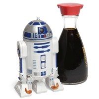 Star Wars R2-D2 Soya Sosluğu