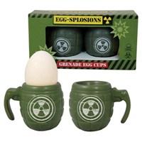 El Bombası Yumurta Kabı Seti
