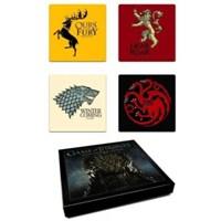 Game Of Thrones Coaster Bardak Altlığı