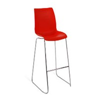 Laser Bar Sandalye Kırmızı