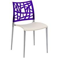 Neptün Pc Sandalye Krem-Mor