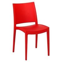 Specto Sandalye Kırmızı