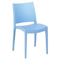 Specto Sandalye Açık Mavi