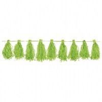 KullanAtMarket Kivi Yeşil Püskül 1 Adet