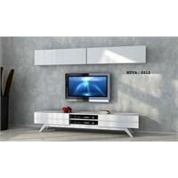 Rüya 1233 Tv Ünitesi Beyaz