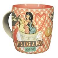 Nostalgic Art Tea It's Like A Hug İn A Cup Kupa