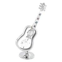 Zirkon Taşlı Minyatür Gitar