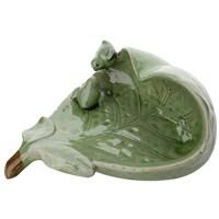 Yeşil Yaprak Tabak
