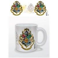 Harry Potter Hogwarts Crest Kupa Bardak