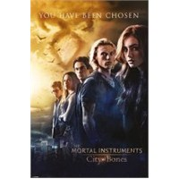 Maxi Poster The Mortal Instruments City Of Bones C
