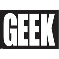 Maxi Poster Geek
