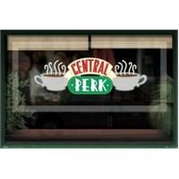 Maxi Poster Friends Central Perk Window