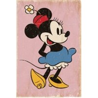 Maxi Poster Minnie Mouse Retro