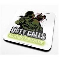 Duty Calls Bardak Altlığı