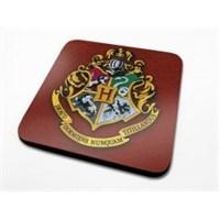 Harry Potter Hogwarts Crest Bardak Altlığı