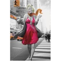 Maxi Poster Jadei Graphics Monroe New York Walk