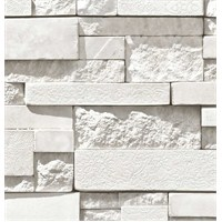 Bien Wallcoverings 9624-1 G.Stone Taş Desenli İthal Duvar Kağıdı
