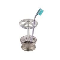Interdesign Rain Model Akrilik Çelik Diş Fırçalık